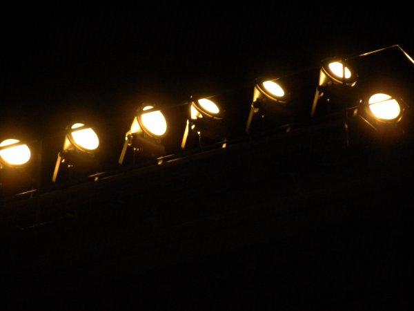 L'éclairage de Notre Dame