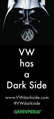 Greenpeace et le côté obscur de Volkswagen ...