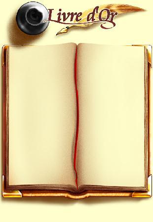 Mon livre d'or ♥