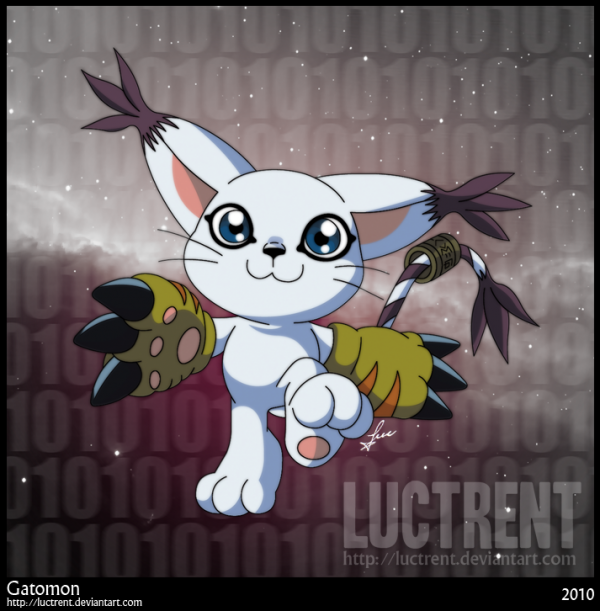 Gatomon/Tailmon <3