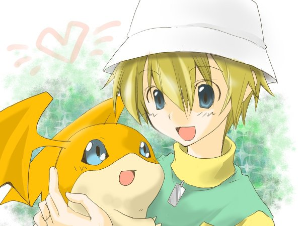 Again Patamon ! :D