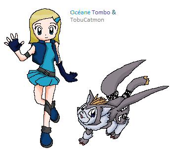 Digisauveuses de Digimon NewDventure 03