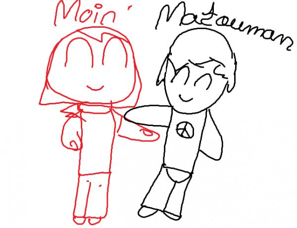 Moin' et ses amis nostalgiques ...