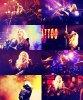"""Gaga était présente au  """"IHEARTRADIO MUSIC FESTIVAL""""08h31: Gaga a performé un medley de Scheiße et Judas.08h42: Elle vient de chanter Bad Romance, suivi du début de Just Dance et de LoveGame, à la façon MONSTERBALL08h46: Gaga enchaîne avec Poker Face08h51: Gaga joue Hair sur son piano-moto, et a dédié sa chanson à Jamey: « Let's do this one for Jamey. » 08h57: Elle chante maintenant Yoü And I 09h03: Government Hooker est joué en attendant Gaga 09h07: Gaga est de retour et chante Alejandro, suivi de Telephone et Paparazzi.09h14: Sting a rejoint Gaga sur scène, ils performent Stand By Me, puis King Of Pain 09h23: Gaga chante maintenant The Edge Of Glory. 09h30: Après être revenue sur scène avec un petit morceau de Born This Way acapella, elle enchaîne avec la version « normale ».09h38: Le show est fini, Gaga est partie tandis que le DJ lançait « Heavy Metal Lover »."""