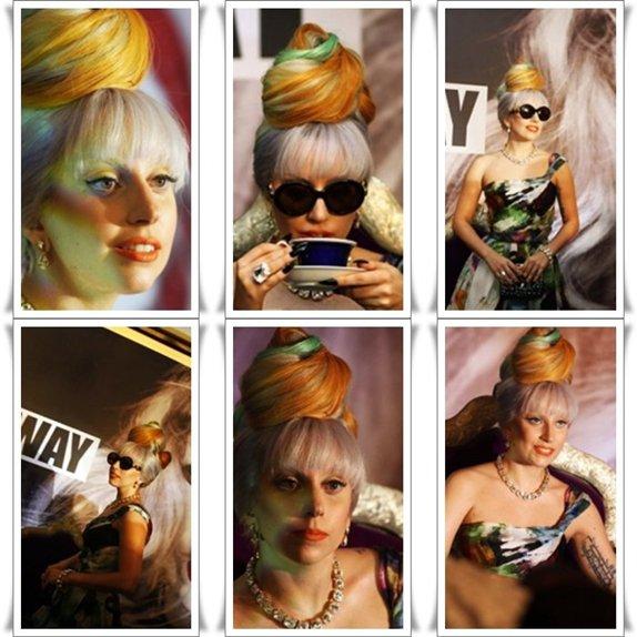 28/10 : Gaga est arrivée en Inde