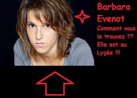 Barbara Evenot- PBLV