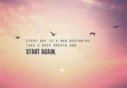 Tout a un début
