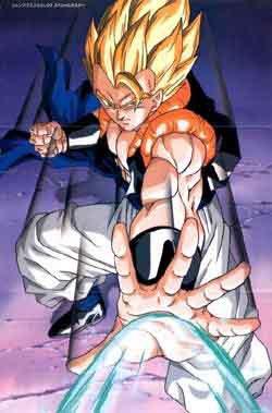 Gogeta 2e fusion