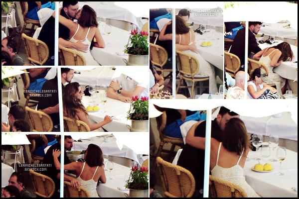 JULY 18TH // Découvrez deux nouvelles magnifique photos posté par Lea sur son compte instagram et twitter.