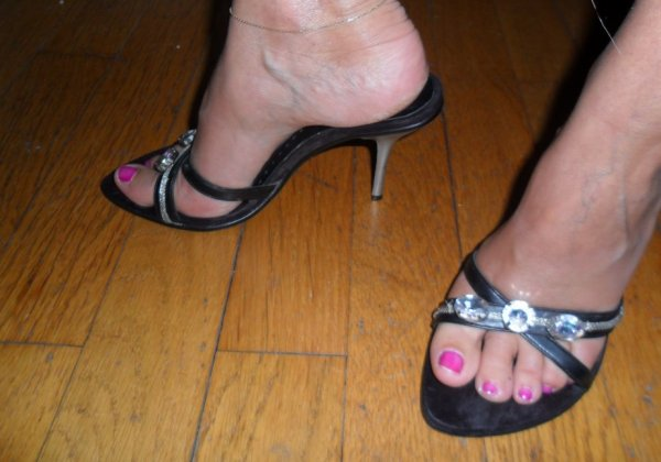 les plus beaux pieds du monde