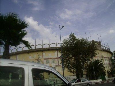 Praça de Touro ...Arena de taurex...