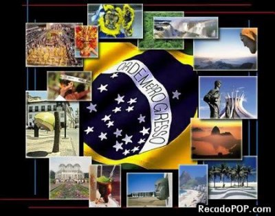 Je t'aime  Brasil...