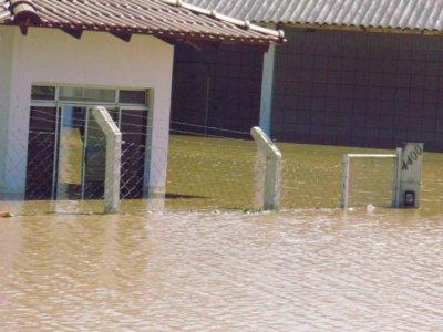 Enchente 2011 - Itajaí,SC - Brasil