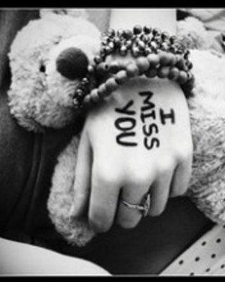 L'amour à parfois ses souffrances...