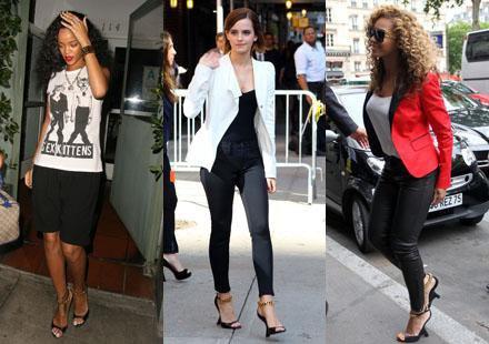 La mode a la Beyoncé et Rihanna !!!