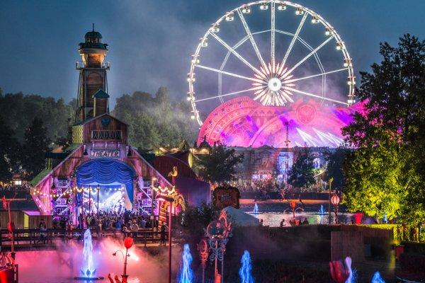 Tommorowland 2016 😍😍😍😍on remet sa l année prochaine