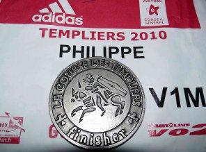 Le retour du Templier...