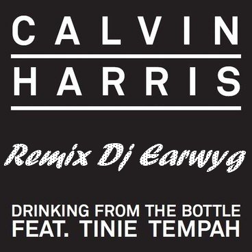 Remix Dj Earwyg Calvin Harris Ft Tinie Tempah Drinking From The Bottle (2013)