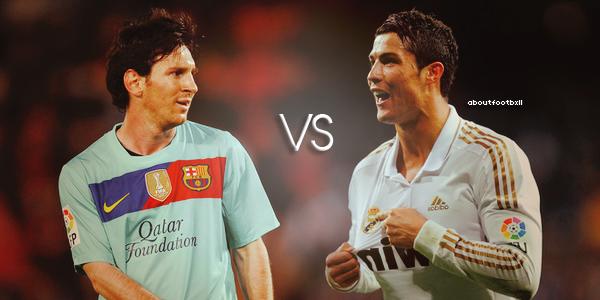 Ronaldo ou Messi ?