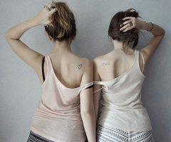 Une vraie amitié, nous rend meilleure de jour en jour.. ♥