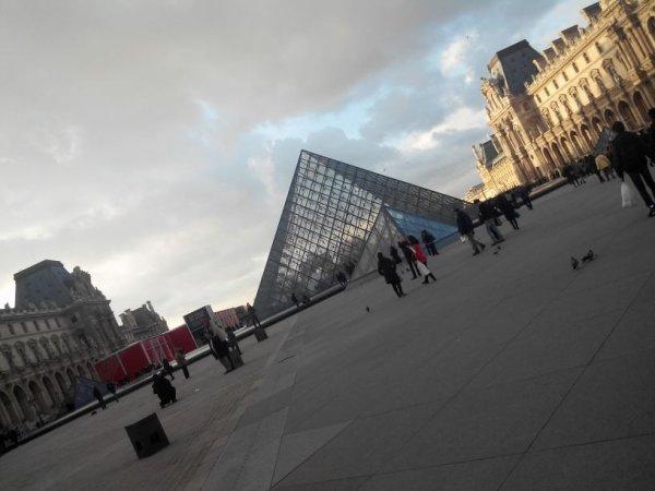 P'tite virée à Paris hier ;D