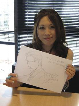 Yamane ayano = ma mangaka préférée !! *O*