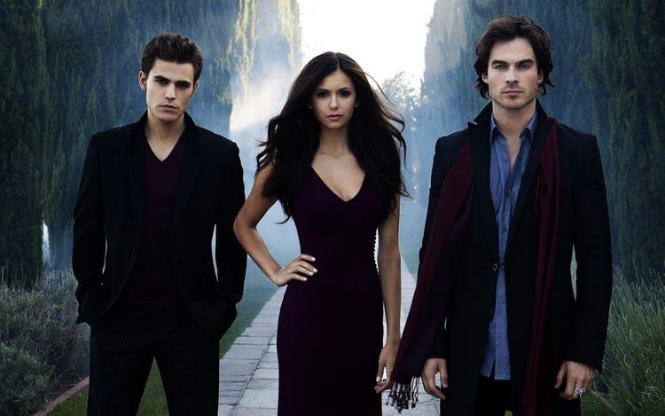Damon et Elena datant dans la vie réelle 2013