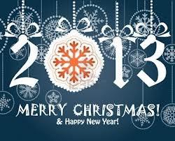 joyeux noel et bonne année 2013