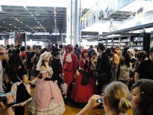 Japan expo 11ème impact