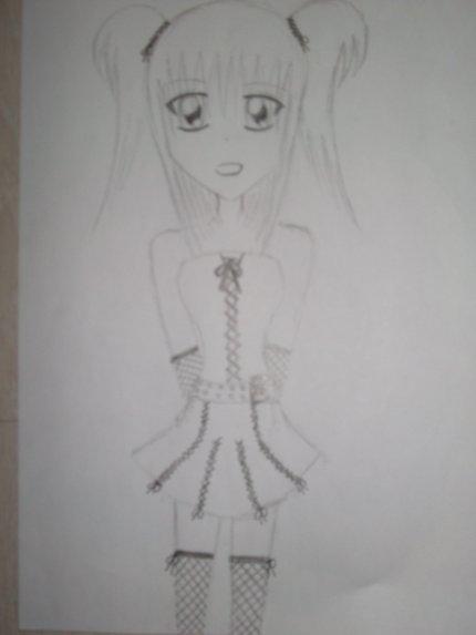 Voci un de mes dessins :