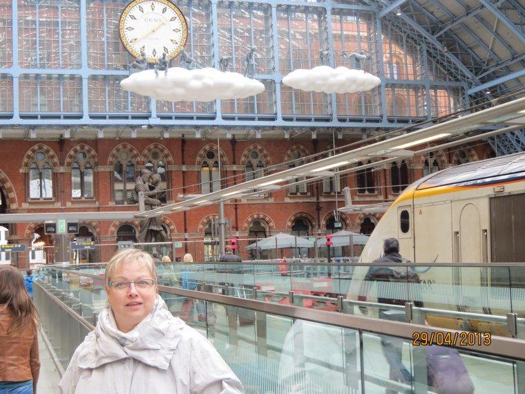 """Notre petit voyage à """" Londres """"..."""