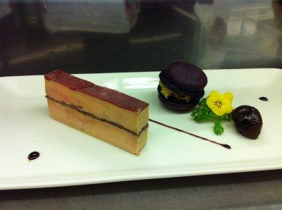 Le foie gras, on peut l'aimer de manière classique