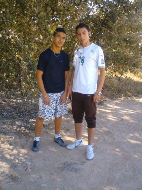 moi et yebda chriki