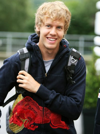 Monza dans 3 jours ==> Vettel doit se relancer