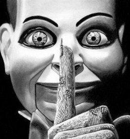 Mon ami Chucky :)