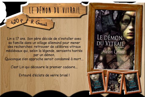Le démon du Vitrail