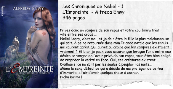 Interview d'Alfreda Enwy
