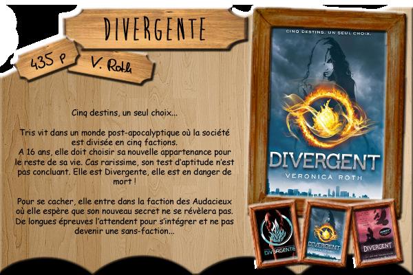 Divergente T1