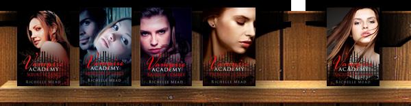 Vampire Academy T5