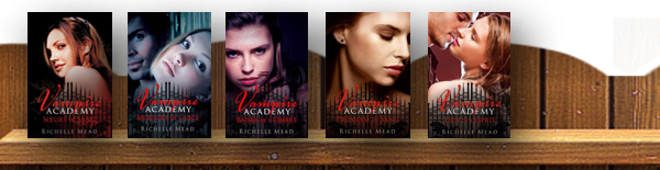 Vampire Academy T6