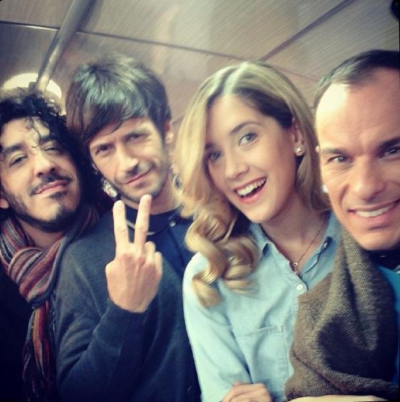 violetta saison 3 backstage : Juillet arrive et les photo aussi
