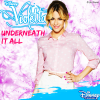 Illustration de 'Violetta 3- underneath it all'