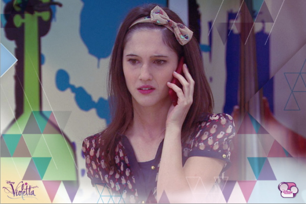 violetta S3: monologue point de vue Francesca