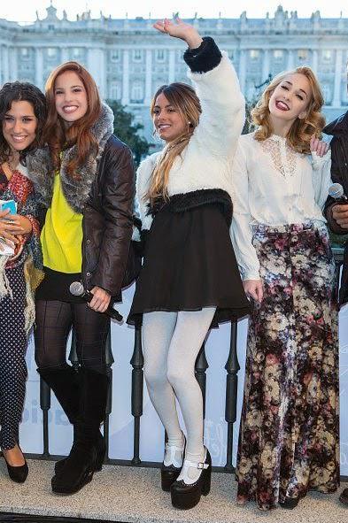 Dossier: Violetta Live