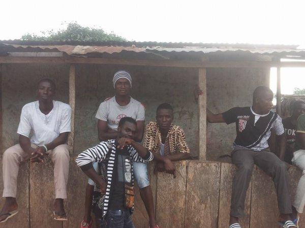 un tours au pays (côte d'ivoire) après 4 ans d'absence.
