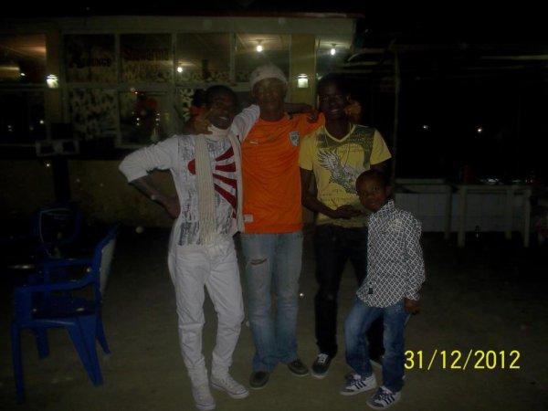 un grand 31 décembre avec mes frères