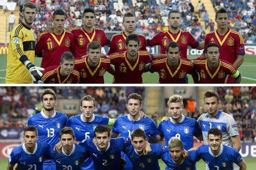 Euro espoirs: la grande finale Italie vs Espagne!!! forza azzuriniiiiiii