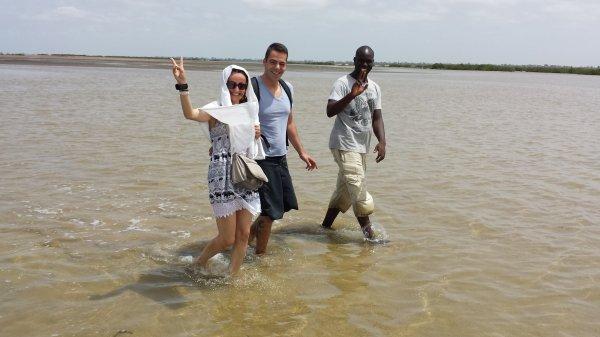 Séjour au Sénégal