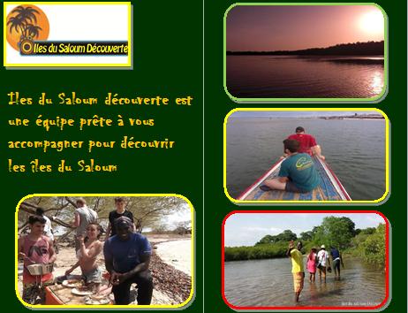 Balade-îles Du Saloum Sénégal