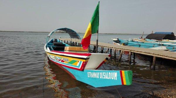 Balade En Pirogue- îles du Saloum Sénégal
